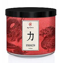 Perfumería y cosmética Kringle Candle Zen Strength - Vela perfumada