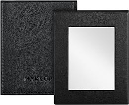 Perfumería y cosmética Espejo compacto, negro - MakeUp Pocket Mirror Black