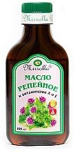 Perfumería y cosmética Aceite de bardana con vitaminas A y E - Mirrolla