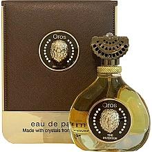 Perfumería y cosmética Armaf Oros the Inventor Brown - Eau de parfum