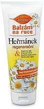 Perfumería y cosmética Crema de manos con camomila - Bione Cosmetics Hermanek