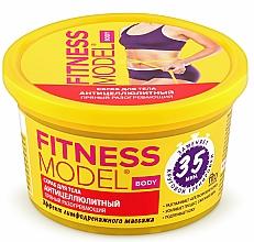 Perfumería y cosmética Exfoliante corporal anticelulítico - Fito Cosmetic Fitness Model Body Scrub
