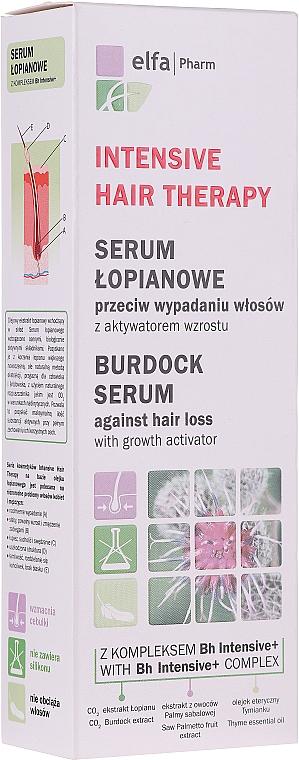 Sérum anticaída con extracto de bardana - Elfa Pharm Burdock Serum