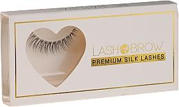 Perfumería y cosmética Pestañas postizas - Lash Brown Premium Silk Lashes Be Natural