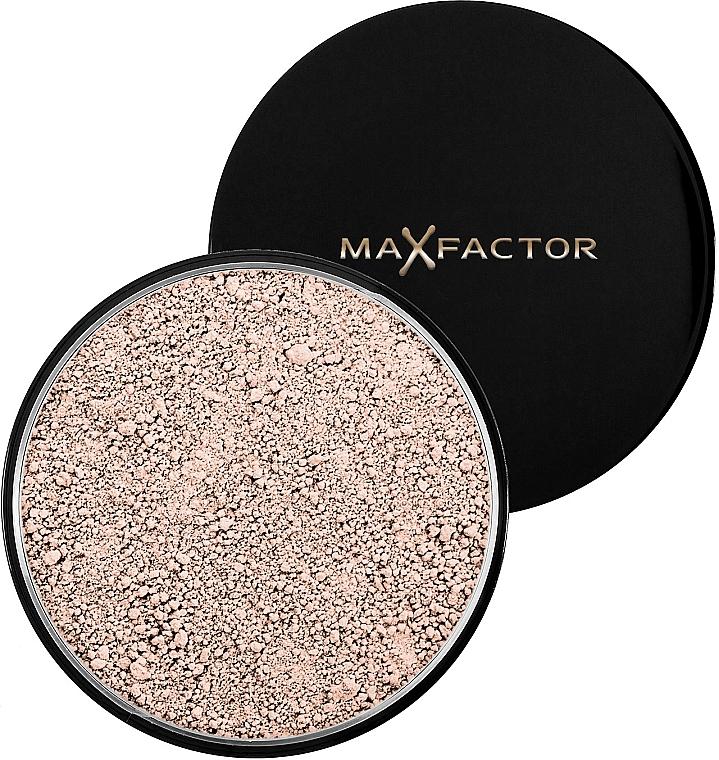 Polvo suelto de maquillaje - Max Factor Loose Powder — imagen N1