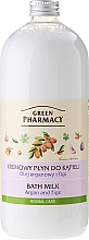 Perfumería y cosmética Leche de baño con aceite de higo y argán - Green Pharmacy
