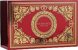Perfumería y cosmética Versace Eros Flame - Set (eau de parfum/100ml + eau de parfum/mini/10ml + neceser)