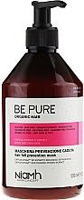 Perfumería y cosmética Mascarilla anticaída - Niamh Hairconcept Be Pure Hair Fall Prevention Mask