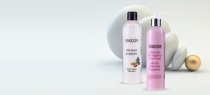 Por la compra de productos BingoSpa superior a 13 €, llévate un gel de higiene íntima de regalo