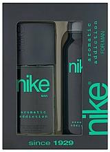 Perfumería y cosmética Nike Men Aromatic Addiction - Set (desodorante/200ml + spray corporal/75ml)