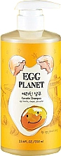 Perfumería y cosmética Champú revitalizante con queratina, extracto de vinagre y yema de huevo - Daeng Gi Meo Ri Egg Planet Keratin Shampoo