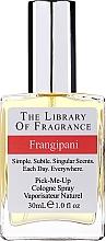 Perfumería y cosmética Demeter Fragrance The Library of Fragrance Frangipani Pick-Me-Up Cologne Spray - Colonia spray