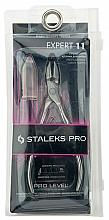 Perfumería y cosmética Alicates profesionales para cutículas NE-11-15 - Staleks Pro Expert