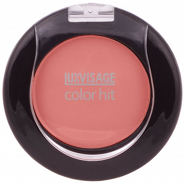 Colorete facial en polvo compacto - Luxvisage Color Hit