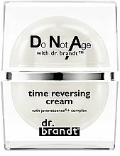Perfumería y cosmética Crema facial con aceites de semilla de uva y linaza - Dr. Brandt Do Not Age Time Reversing Cream