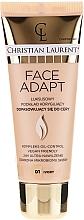 Perfumería y cosmética Base de maquillaje con ácido hialurónico, extracto de baya de goji y de bambú, pro&prebióticos - Christian Laurent Face Adapt