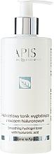 Perfumería y cosmética Tónico hidrogel de limpieza facial con ácido hilurónico, extracto de pepino y pantenol - APIS Professional Home terApis Tonik