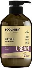 Perfumería y cosmética Leche corporal nutritiva con karité - Ecolatier Urban Body Milk