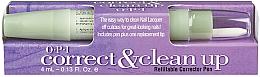 Perfumería y cosmética Lápiz corrector de esmalte de uñas - O.P.I. Correct & Clean Up Corrector Pen