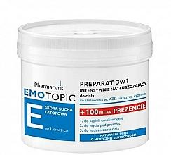 Perfumería y cosmética Crema corporal nutritiva para piel seca y atópica - Pharmaceris E Lipid-Replenishing Formula 3in1