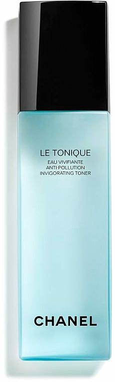 Tónico desmaquillante antipolución con microalgas azules - Chanel Le Tonique