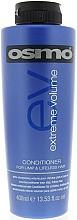 Perfumería y cosmética Acondicionador para volumen con aceite de soja y proteína de arroz - Osmo Extreme Volume Conditioner
