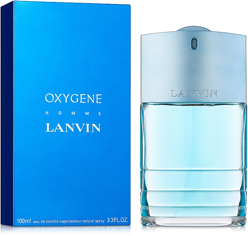 Lanvin Oxygene Homme - Eau de toilette — imagen N2