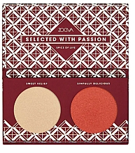 Perfumería y cosmética Paleta de iluminadores - Zoeva Spice Of Life Highlighting palette