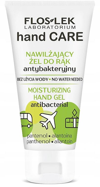 Gel de manos hidratante antibacteriano - Floslek Hand Care Moisturizing Hand Gel