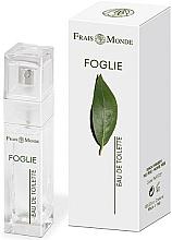 Perfumería y cosmética Frais Monde Foglie - Eau de toilette