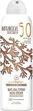 Perfumería y cosmética Spray protector solar - Australian Gold Botanical Premium Coverage Natural Spray Spf50