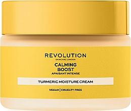 Perfumería y cosmética Crema facial calmante e hidratante con cúrcuma - Revolution Skincare Boost Calming Turmeric
