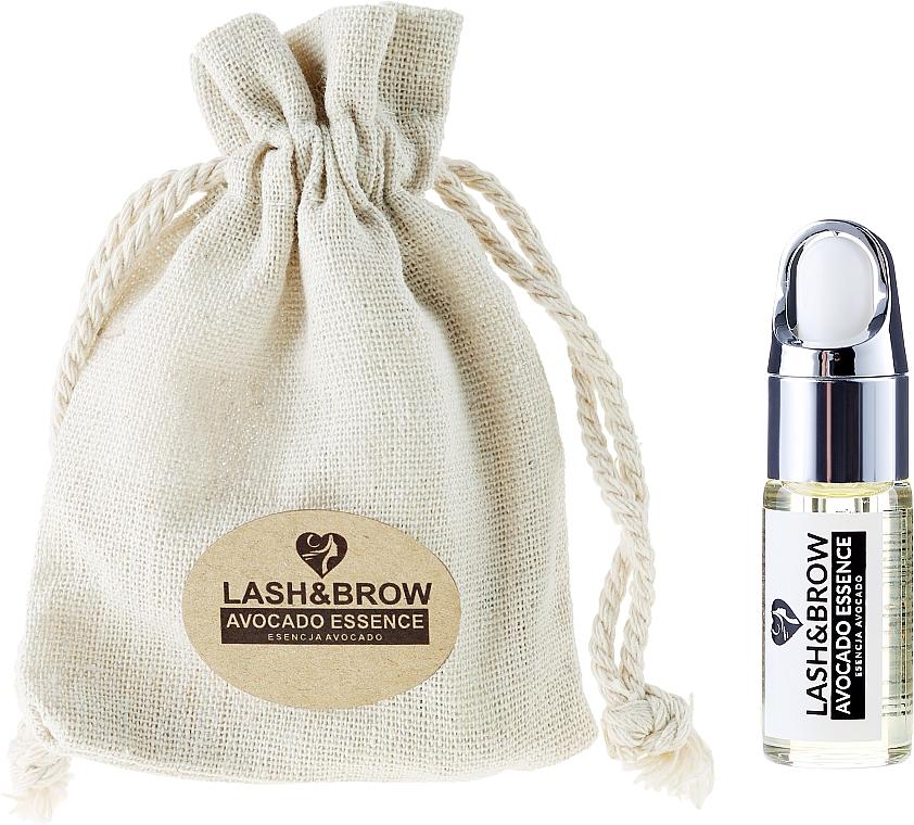 Esencia para rostro, cuerpo y cabello con aceite de aguacate - Lash Brow Avocado Essence
