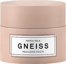 Perfumería y cosmética Cera modeladora para cabello con ingredientes naturales, fijación media - Maria Nila Minerals Gneiss Moulding Paste