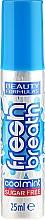Perfumería y cosmética Spray bucal refrescante con menta fresca - Beauty Formulas Fresh Breath Cool Mint