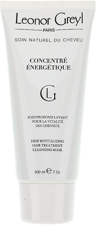 Tratamiento mascarilla capilar con aceite de germen de trigo - Leonor Greyl Concentre Energetique — imagen N2