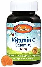 Perfumería y cosmética Complemento alimenticio en cápsulas de vitamina C con sabora a naranja - Carlson Labs Kid's Vitamin C Gummies