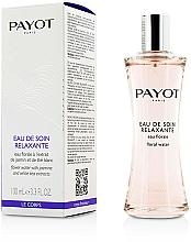 Perfumería y cosmética Agua floral relajante con extracto de jazmín y té blanco - Payot Le Corps Eau de Soin Relaxante Floral Water