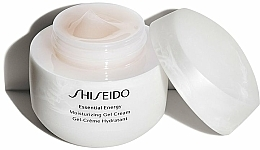 Perfumería y cosmética Gel-crema regeneradora con extracto de cáscara de cítricos Unshiu - Shiseido Essential Energy Moisturizing Gel Cream