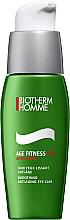Perfumería y cosmética Crema contorno de ojos antiedad con extracto de algas - Biotherm Homme Age Fitness Eye Advanced Anti-Age Eye Care