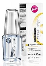 Perfumería y cosmética Acondicionador hipoalergénico nutritivo para uñas - Bell Hypoallergenic Nail Conditioner
