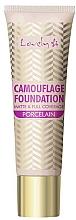 Perfumería y cosmética Base de maquillaje cremosa de alta cobertura y larga duración con efecto mate - Lovely Camouflage Foundation