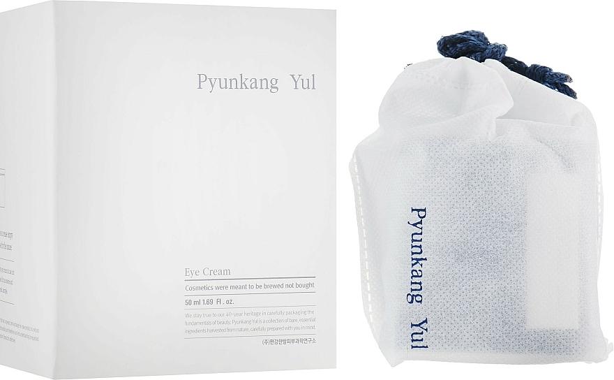 Crema contorno de ojos con extracto de astrágalo y aceites naturales - Pyunkang Yul Eye Cream