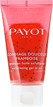 Perfumería y cosmética Exfoliante facial con semillas de frambuesa - Payot Gommage Douceur Framboise