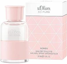 Perfumería y cosmética S. Oliver So Pure Women - Eau de toilette