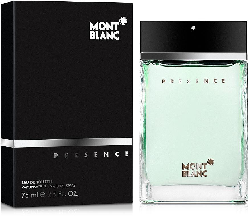 Montblanc Presence - Eau de toilette — imagen N2