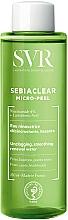 Perfumería y cosmética Agua facial desincrustante con 4% niacinamidas y ácido lactobiónico - SVR Sebiaclear Micro Peel
