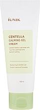 Perfumería y cosmética Gel facial calmante en crema con extracto de centella asiática y árbol de té - IUNIK Centella Calming Gel Cream