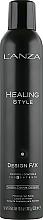 Perfumería y cosmética Laca con complejo de queratina y cactus para cabello, fijación ligera - L'anza Healing Style Design F/X