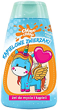 Perfumería y cosmética Gel de ducha para niños con aroma a coca cola dulce - Chlapu Chlap Bath & Shower Gel